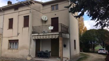 Cannara-Loc S Croce, Casa singola con terreno edificabile