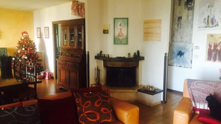 ASSISI-Santa tecla, Casa singola con giardino privato