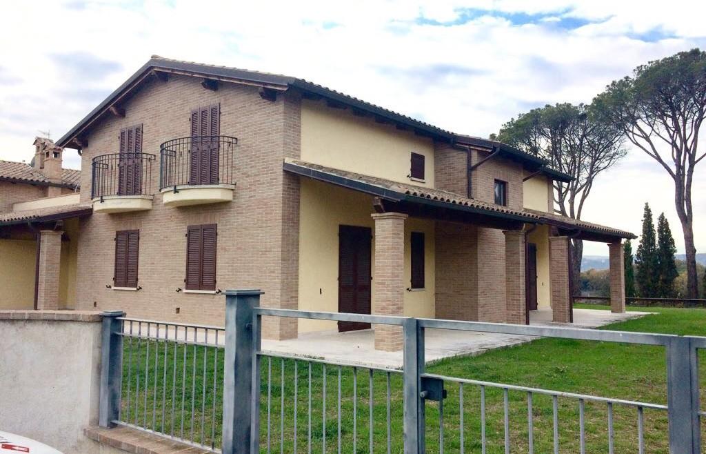Brufa- Villa recente costruzione