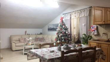 TORDANDREA- Mansarda ristrutturata di recente