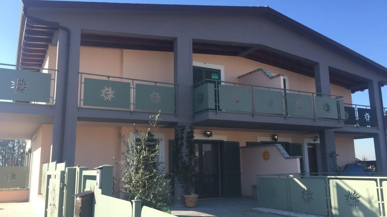 CASTELNUOVO- Appartamento su quadrifamiliare in classe energetica B