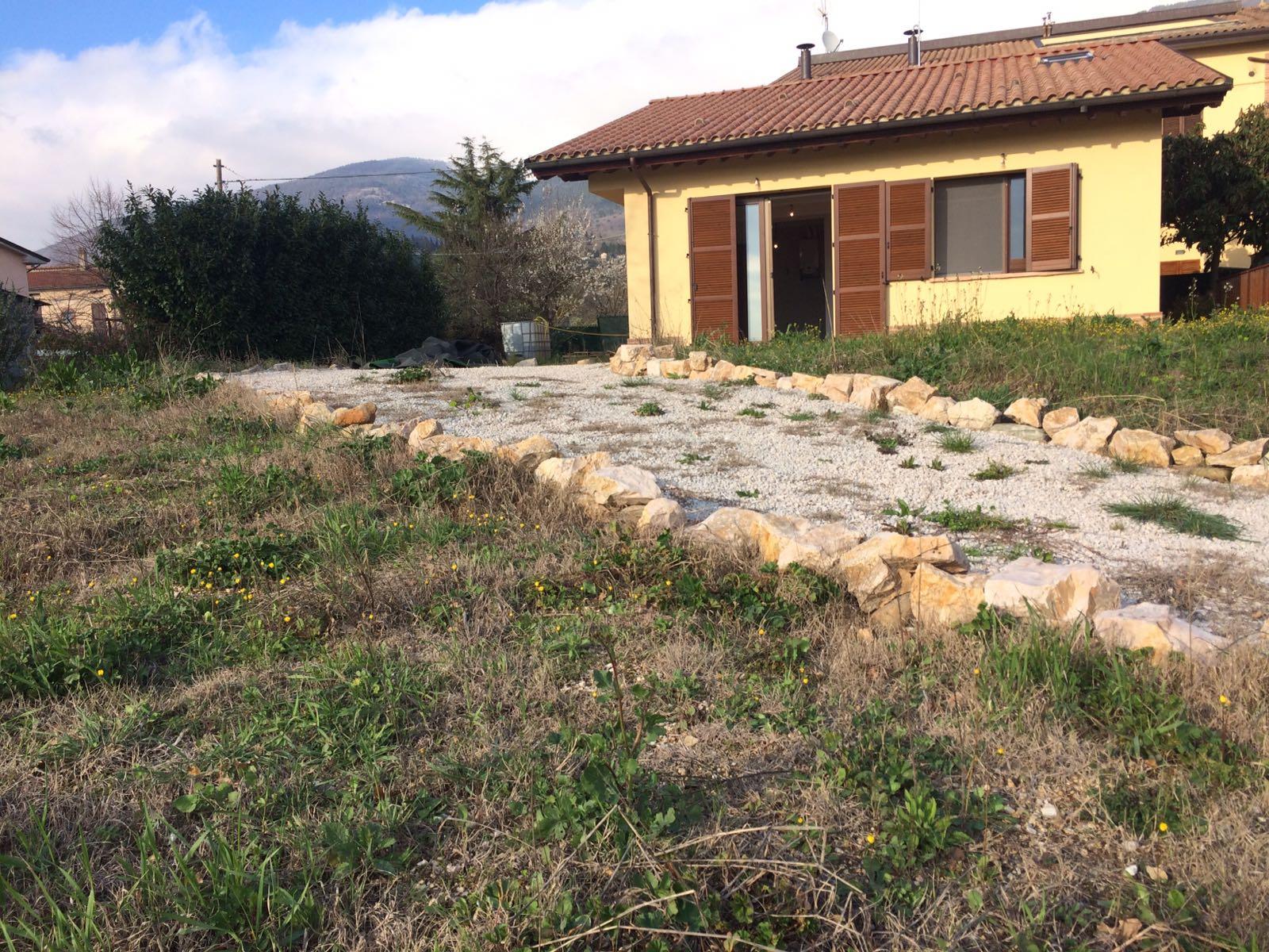 Capodacqua di Assisi- Villetta di nuova costruzione