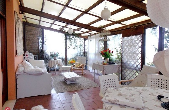 Foligno – Loc. Uppello: Villa Unifamiliare