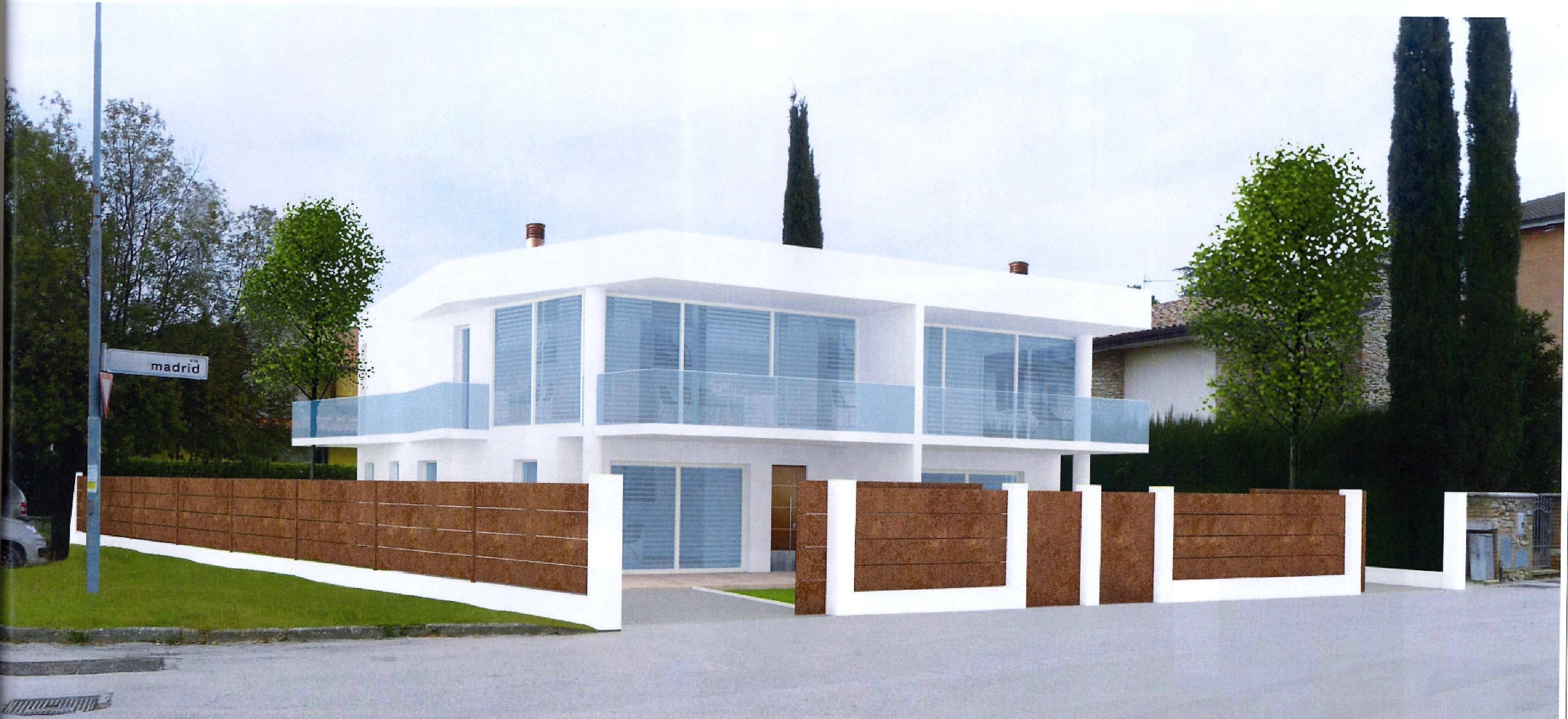 CIPRESSO- Appartamento su quadrifamiliare in classe A di sostenibilità ambientale