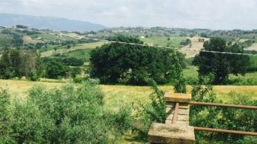 Bevagna: Casa Singola in Stile Tipico Umbro