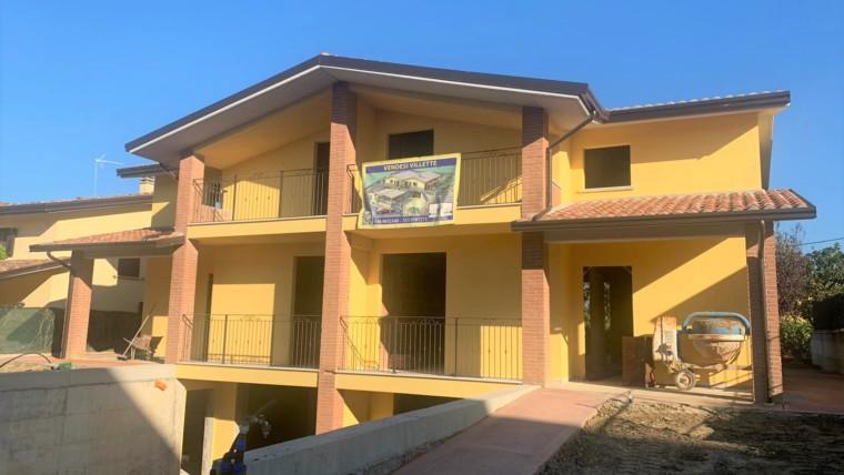 COLLESTRADA- Villetta nuova realizzazione