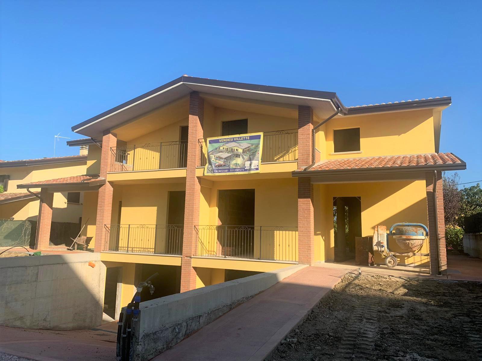COLLESTRADA- Villetta nuova realizzazione - Immobiliare ...