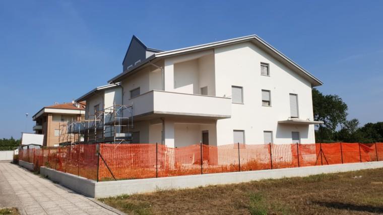 BASTIA UMBRA – Loc. XXV APRILE, Appartamento nuova realizzazione