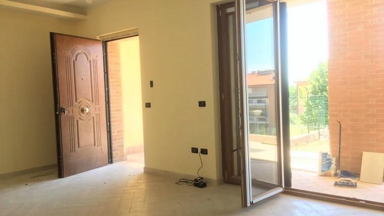 SANT'EGIDIO- Appartamento in costruzione, consegna Settembre 2018