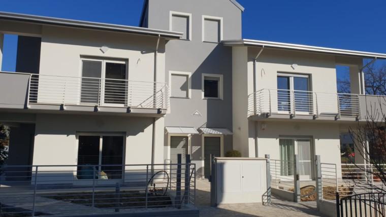 BASTIA UMBRA- loc. XXV APRILE: Appartamento nuova realizzazione