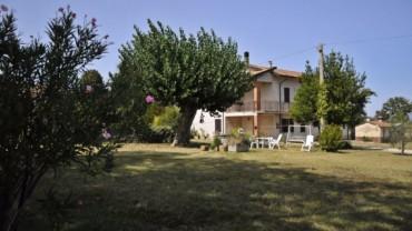 Casa indipendente di 120 mq con giardino di 350 mq