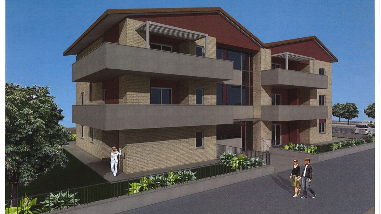 BASTIA UMBRA-Appartamento di NUOVA COSTRUZIONE