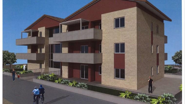 BASTIA UMBRA- Appartamento NUOVA COSTRUZIONE