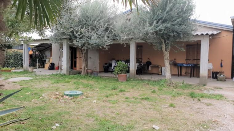 TORDANDREA- Casa singola in posizione panoramica