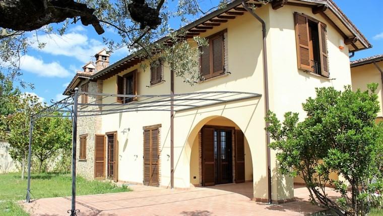 BRUFA- Villa bifamiliare recente costruzione
