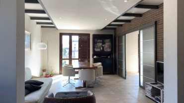 CANNARA- Appartamento di recente costruzione su quadrifamiliare