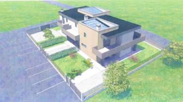 CANNARA- Villette di nuova realizzazione in Classe energetica B
