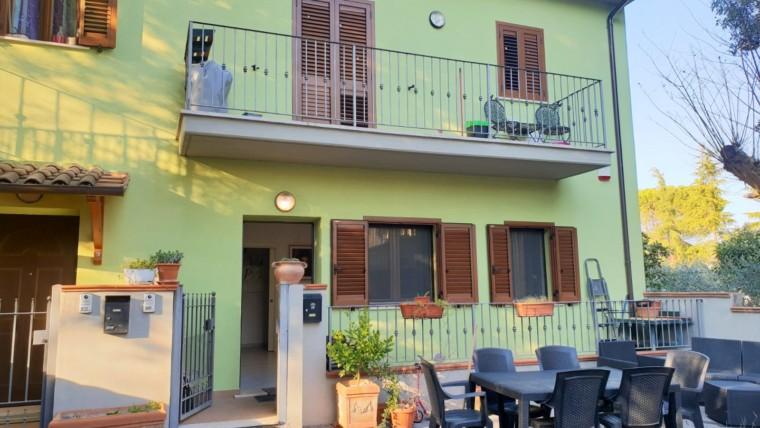 PASSAGGIO- Appartamento su tri-familiare di recentissima costruzione