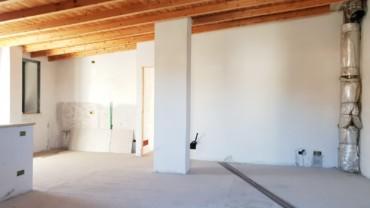 CASTELNUOVO DI ASSISI- Appartamento su quadri-familiare