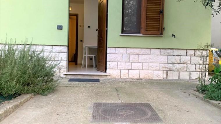 PETRIGNANO- Bilocale al piano terra su piccolo contesto condominiale