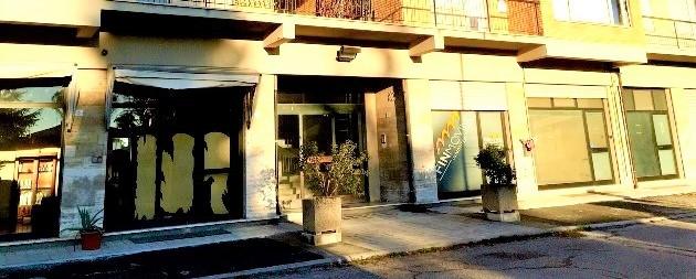 GARAGE A PIANO TERRA CON POSSIBILITA' DI CAMBIO D'USO